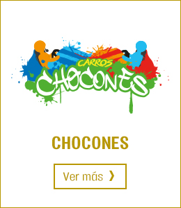 Banner Carros Chocones Parque Diversiones