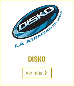 atracción de Disko