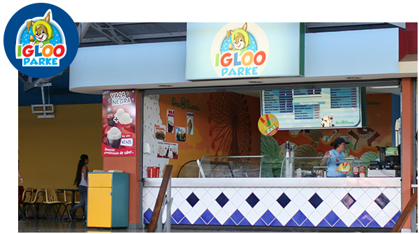 Restaurante Igloo Parke