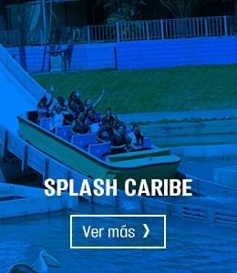 Splash Caribe en Parque Diversiones